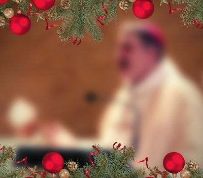 Bishop Fisher's Christmas Message