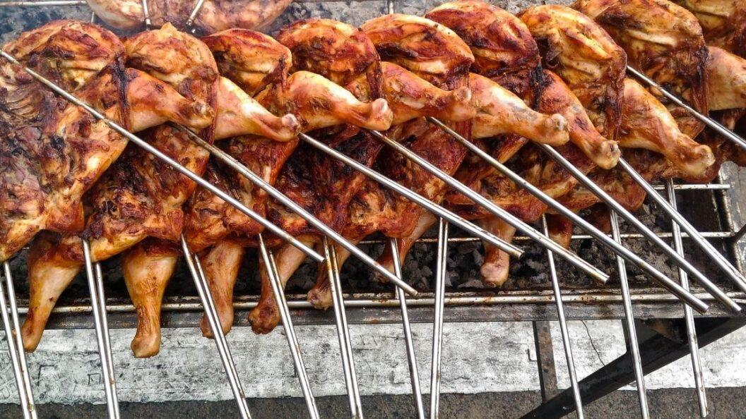 St. Amelia School Chicken BBQ