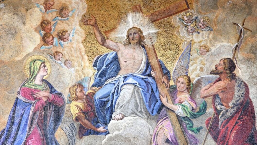 Feast of the Ascension – Holy Day