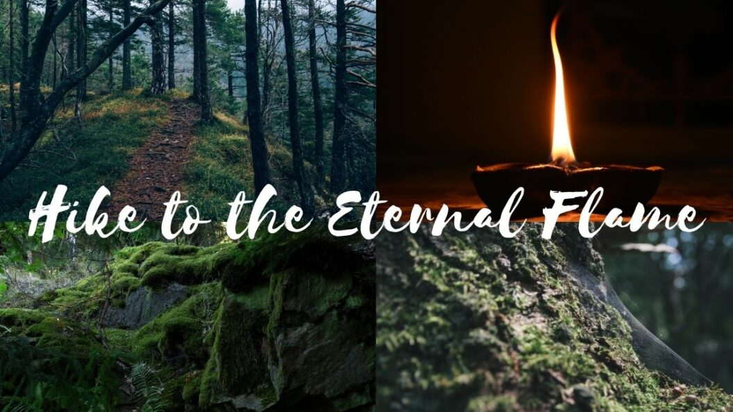 Young Adults – a hike to the Eternal Flame